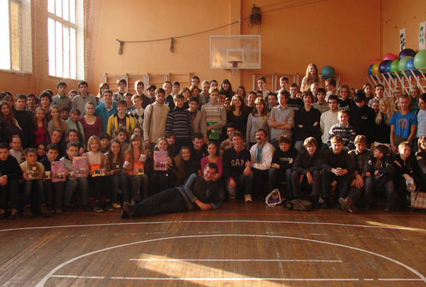 Шостий всеукраїнський турнір математичних боїв