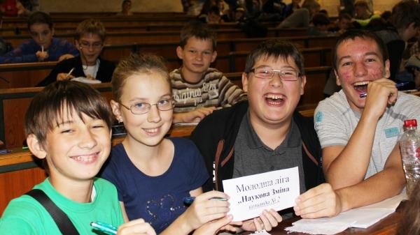 IXКиївський відкритий турнір математичних боїв