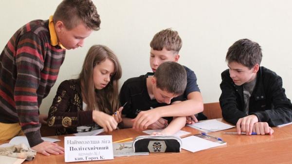 XIКиївський відкритий турнір математичних боїв
