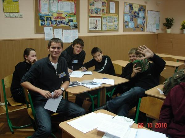П'ятий всеукраїнський турнір математичних боїв імені Ляшка