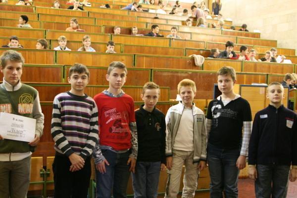 VIКиївський відкритий турнір математичних боїв