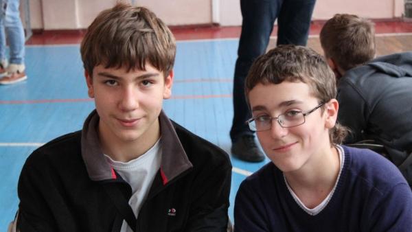 Сьомий всеукраїнський турнір математичних боїв